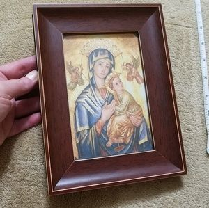 Slope Edged Picture Frame By Charlton Home